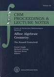 Daniel Daigle et Richard Ganong - Affine Algebraic Geometry - The Russell Festschrift.