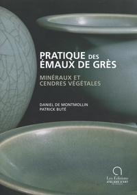 Daniel de Montmollin - Pratique des émaux de grès - Minéraux et cendres végétales.