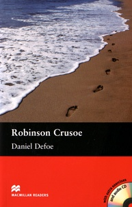 Daniel Defoe - Robinson Crusoe. 2 CD audio