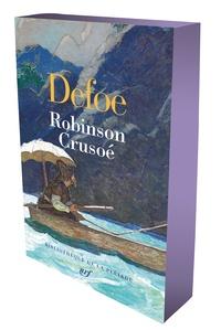 Ebook pour les téléphones cellulaires téléchargement gratuit Robinson Crusoé 9782072797927 ePub FB2 par Daniel Defoe (Litterature Francaise)