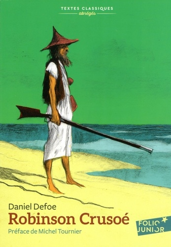 Robinson Crusoé - Daniel Defoe - Format PDF - 9782075086240 - 4,49 €
