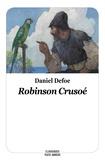 Daniel Defoe - Robinson Crusoé - Texte abrégé.