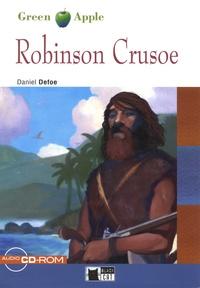 Daniel Defoe - Robinson Crusoé. 1 CD audio