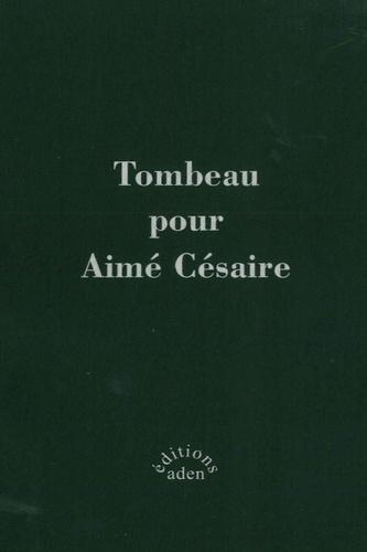 Daniel Delas - Tombeau pour Aimé Césaire.