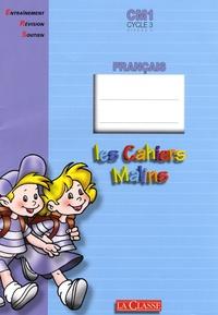 Daniel Denivet et Jean-Luc Lamotte - Français CM1 - Lot de 5 exemplaires.