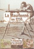 Daniel Dequier et Marie-Claire Floret - La Maurienne en 1730 d'après le cadastre sarde.