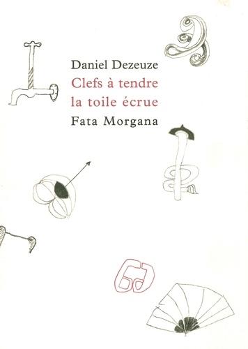 Daniel Dezeuze - Clefs à tendre la toile écrue.