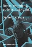 Daniel Dezeuze - Textes, entretiens, poèmes, 1967-2008.