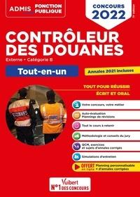 Daniel Doutreluingne et Dominique Dumas - Concours Contrôleur des Douanes externe, catégorie B - Tout-en-un.