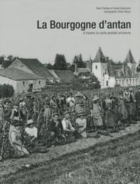 Daniel Dubuisson et Thérèse Dubuisson - La Bourgogne d'antan - A travers la carte postale ancienne.