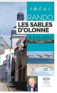 Daniel Durandet - Rando Les Sables-d'Olonne - 16 balades à pied, à vélo, à cheval, en canoë, à gyropode.