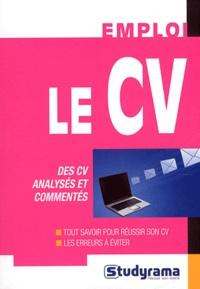 Daniel Escaffre et Jean Forgeot - Le CV.