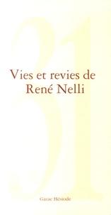 Daniel Fabre et Jean-Pierre Piniès - 31 vies et revies de René Nelli.