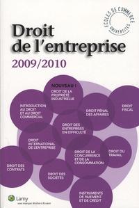 Daniel Fasquelle et Marie-Alice Fasquelle-Leonetti - Droit de l'entreprise.