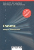 Daniel Fleutot - Economie - Analyses contemporaines.