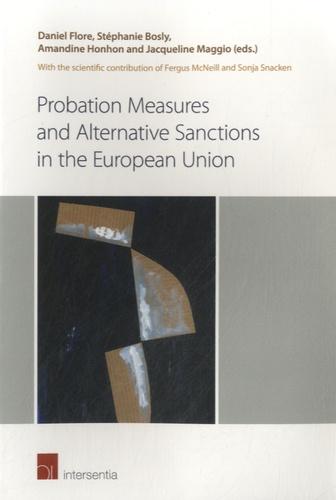 Daniel Flore - Probation Measures and Alternative Sanctions in the European Union.