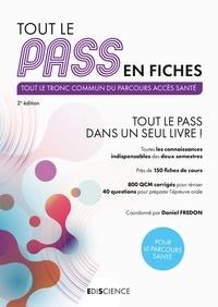 Daniel Fredon et Simon Beaumont - Tout le PASS en fiches - 2e éd..