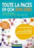 Daniel Fredon - Toute la PACES en QCM - Tronc commun : UE1, UE2, UE3, UE4, UE5, UE6, UE7.