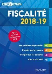 Daniel Freiss - Top'Actuel Fiscalité 2018-2019.