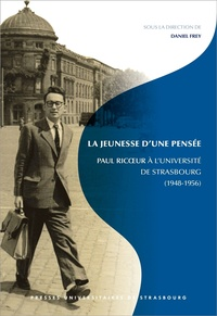 La jeunesse dune pensée - Paul Ricoeur à lUniversité de Strasbourg (1948-1956).pdf