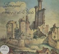 Daniel Frugier et Michel Egretaud - Bonaguil, images et objets.