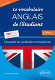 Daniel Gandrillon - Learn Easy - Le vocabulaire anglais de l'étudiant. L'essentiel du vocabulaire général et journalistique en 260 fiches thématiques.
