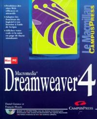 Daniel Garance - Dreamweaver 4. 1 Cédérom