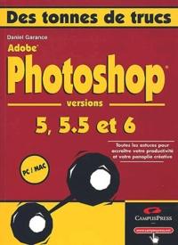 Daniel Garance - Photoshop versions 5, 5.5 et 6.
