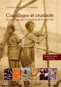 Daniel Giraudon et Yann Riou - Coquillages et crustacés - Faune populaire du bord de mer en Bretagne et pays celtiques.