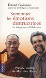 Daniel Goleman et  Dalaï-Lama - Surmonter les émotions destructrices - Un dialogue avec le Dalaï-Lama.