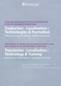 Daniel Gouadec - Traduction-Localisation : Technologies & Formation.