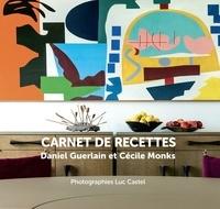 Daniel Guerlain et Cécile Monks - Carnets de recettes de Daniel Guerlain.