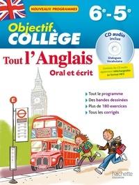 Téléchargement gratuit du livre audio frankenstein Tout l'anglais 6e-5e  - Oral et écrit par Daniel Guimberteau (Litterature Francaise) CHM 9782019104474