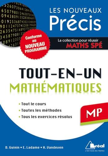 Daniel Guinin et E. Ladame - Mathématiques MP tout-en-un.