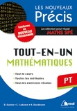 Daniel Guinin et E. Ladame - Mathématiques PT - Tout-en-un.
