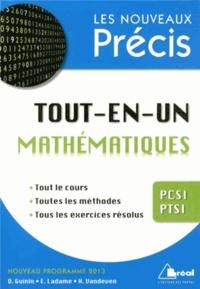 Daniel Guinin et E. Ladame - Tout-en-un PCSI-PTSI.