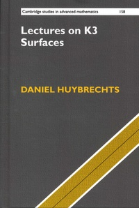 Daniel Huybrechts - Lectures on K3 Surfaces.