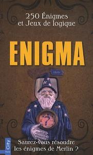 Daniel Ichbiah - Enigma - 250 Enigmes et Jeux de logique.