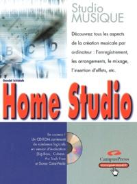 Daniel Ichbiah - Home Studio. 1 Cédérom