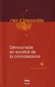 Daniel Innerarity - Démocratie et société de la connaissance.