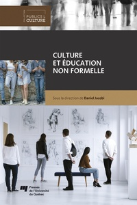 Daniel Jacobi - Culture et éducation non formelle.