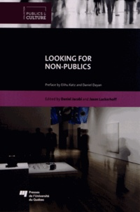 Daniel Jacobi et Jason Luckerhoff - Looking for non-publics.
