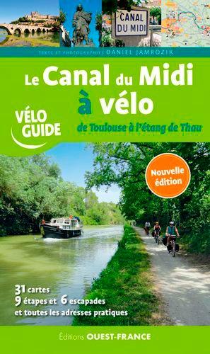 Canal Du Midi En Velo