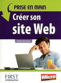 Daniel-Jean David - Créer son site Web.