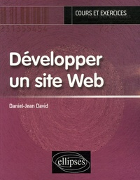 Daniel-Jean David - Développer un site Web.