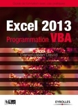 Daniel-Jean David - Excel 2013 - Programmation VBA.