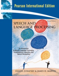 Daniel Jurafsky - Speech and Language Processing. - 2nd Edition.