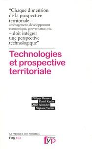 Daniel Kaplan et Philippe Durance - Technologies et prospective territoriale.