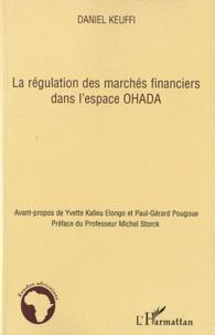 Feriasdhiver.fr La régulation des marchés financiers dans l'espace OHADA Image