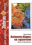 Daniel Knop - Anémones-disques en aquarium - Soins et reproduction.